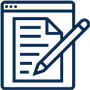 Content marketing png image