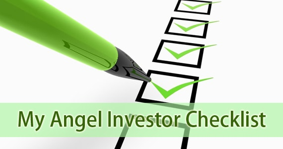 investors checklist