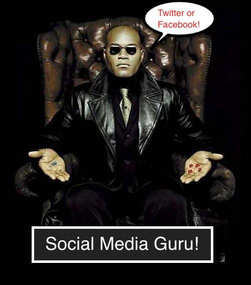 Sacramento Social Media: Be Cautious Of The Social Media Guru!
