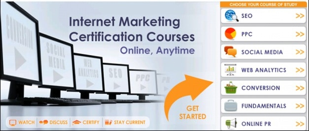 Sacramento Internet Marketing Training & Certification Program
