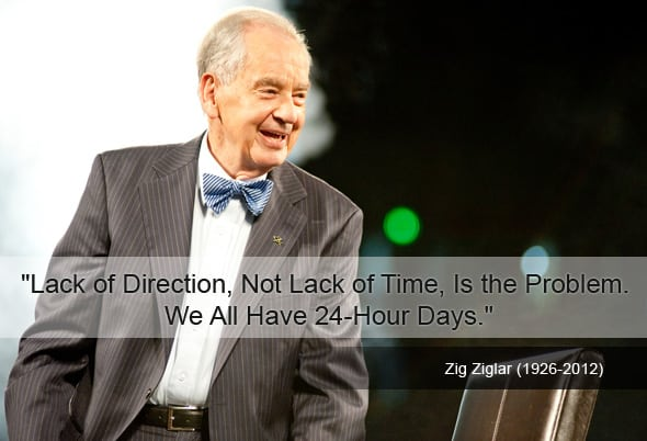11 Inspirational Business Quotes by the Late Zig Ziglar