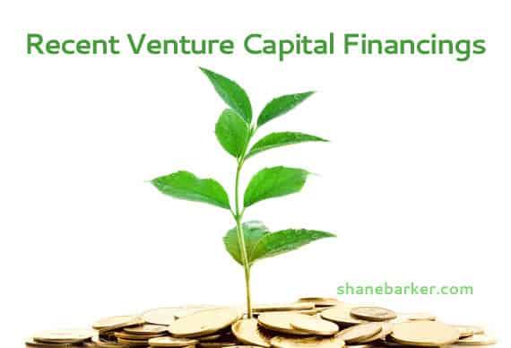 Recent Venture Capital Financings