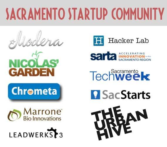 Sacramento Startup Scene