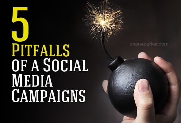 5 Pitfalls of a Social Media Campaigns