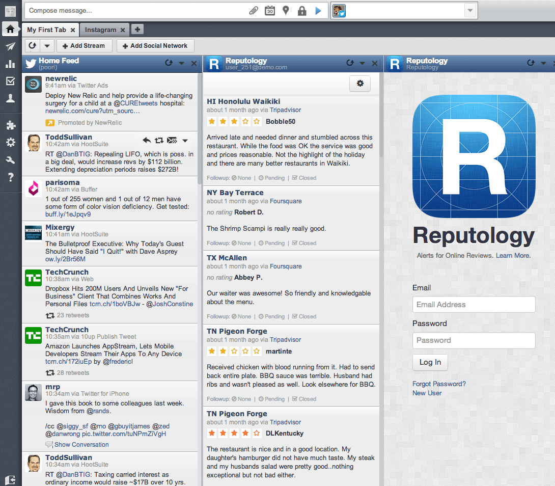 Ruputology_Hootsuit_Platform