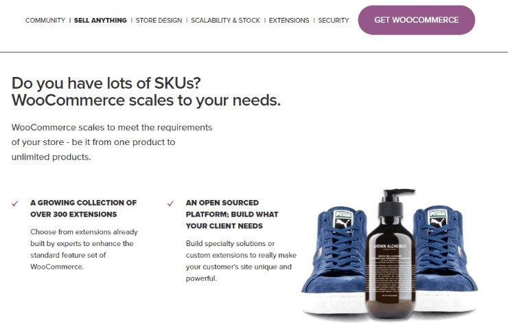 IsitWP Scalability WooCommerce vs Shopify