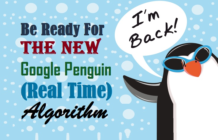 Real-time Penguin update COMING IN 2016