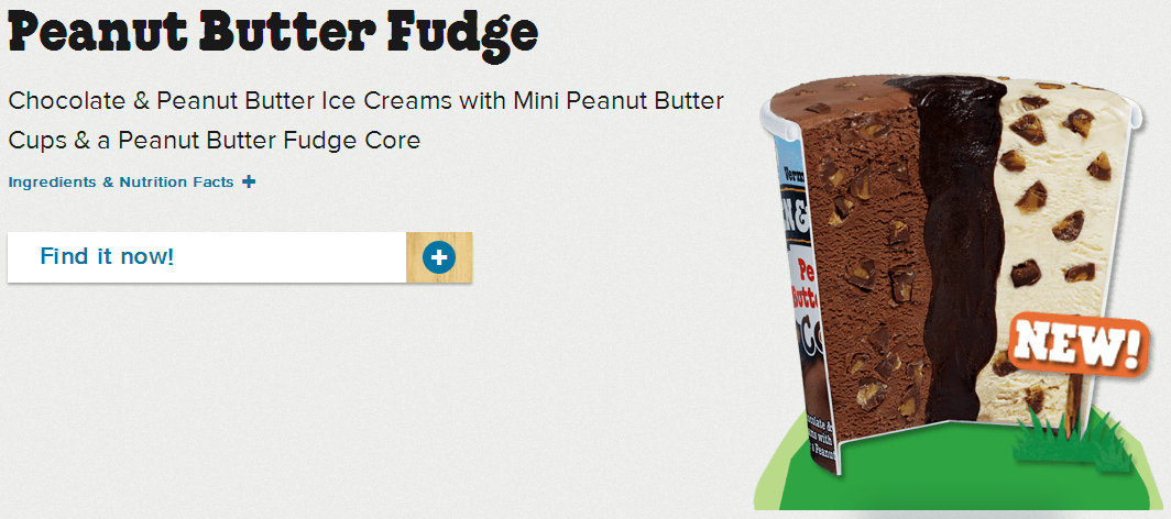 peanut butter fudge - product launch strategy