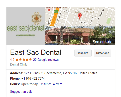 Update Photos and Descriptions - local SEO guide