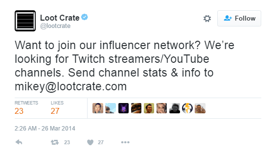 loot-crate-influencer-marketing-campaign