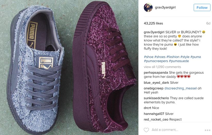 Instagram Bunny Meyer - influencers