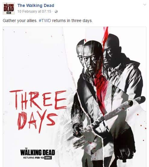 TWD first product launch