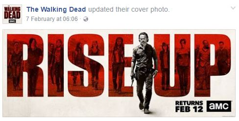 TWD rise up launch