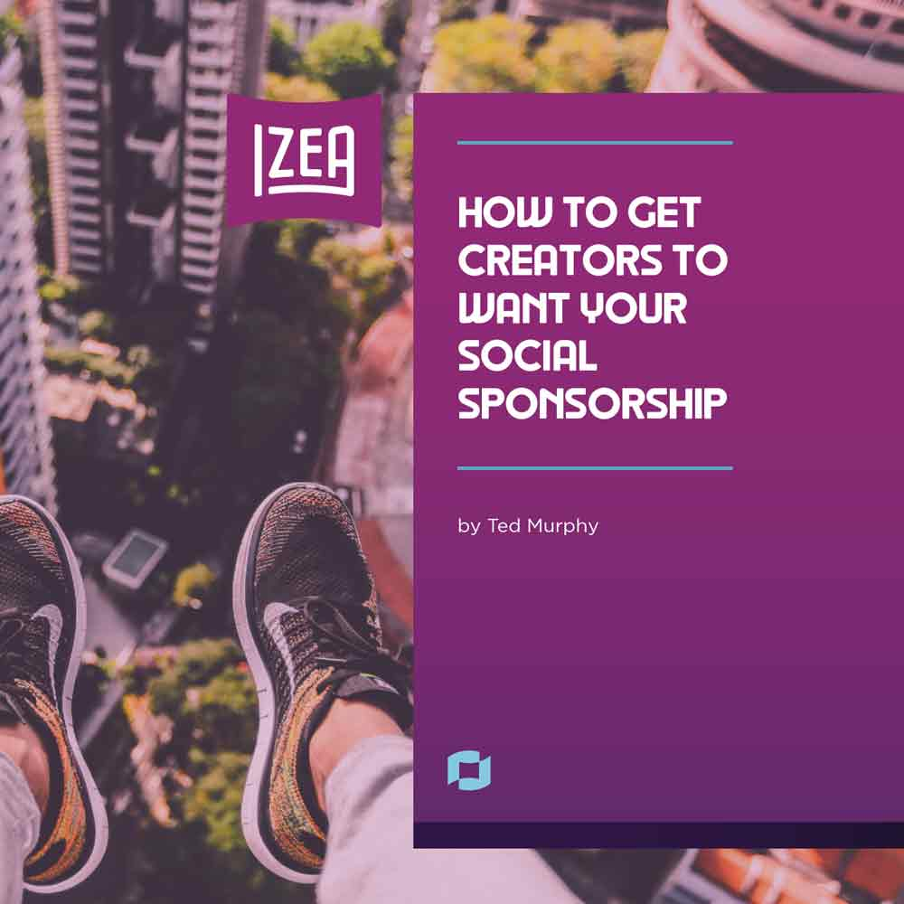 Social Sponsorship Guide by IZEA - Influence marketing