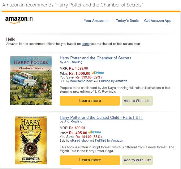 Amazon - User Behavior Analytics