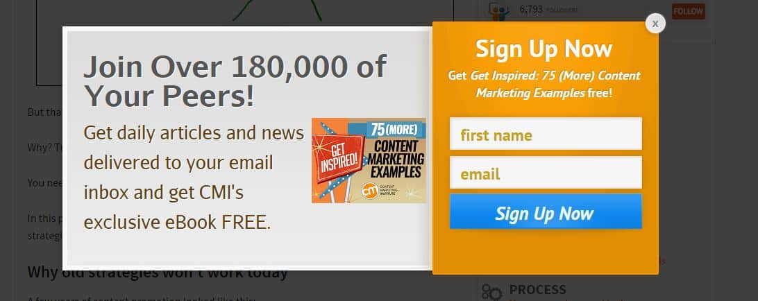 Components of sales funnel lead conversion Offers and Lead Magnets Content Marketing Institute