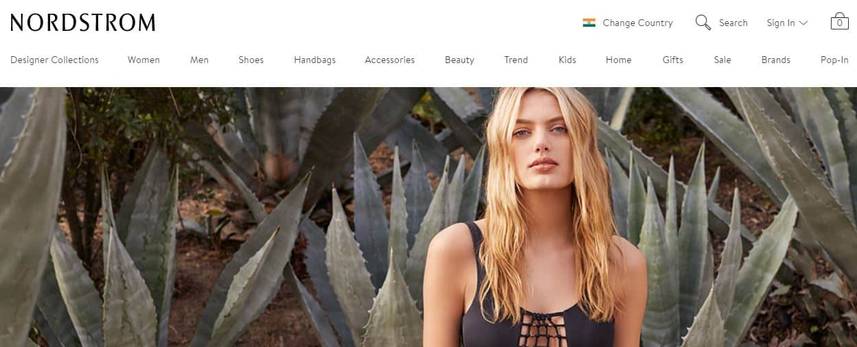 nordstrom - improve conversion rate