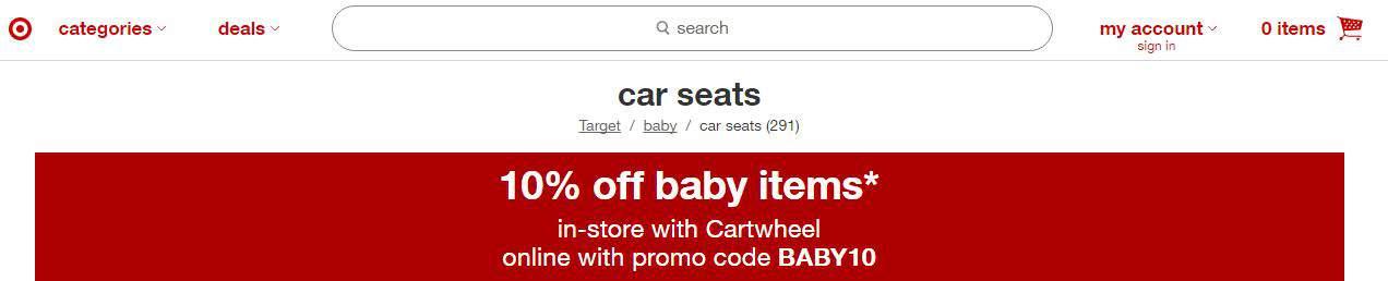 car seats - User Behavior Analytics