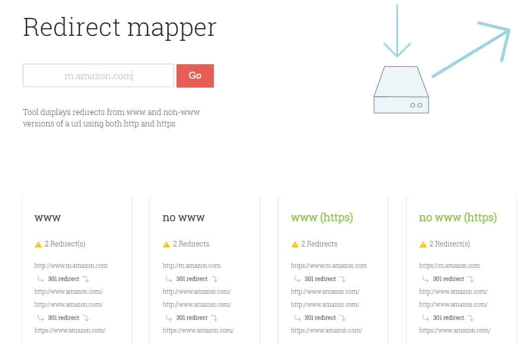 Redirect Mapper - improve ecommerce conversions on mobile