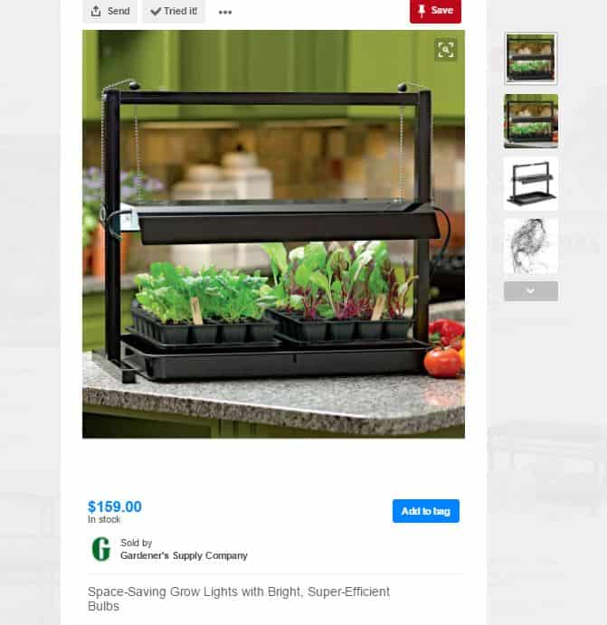 Improve ecommerce conversions with these social media for Gardeners supply company