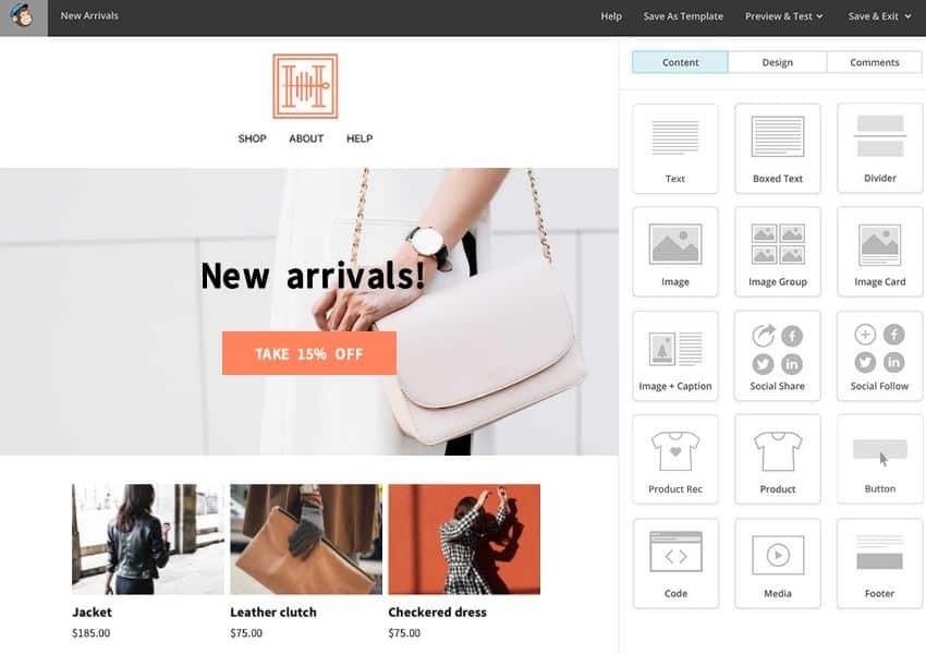 MailChimp - best email marketing tools