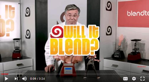Blendtec digital marketing strategies for startups