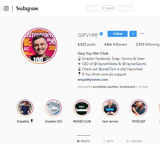 Gary Vaynerchuk Micro-Influencers