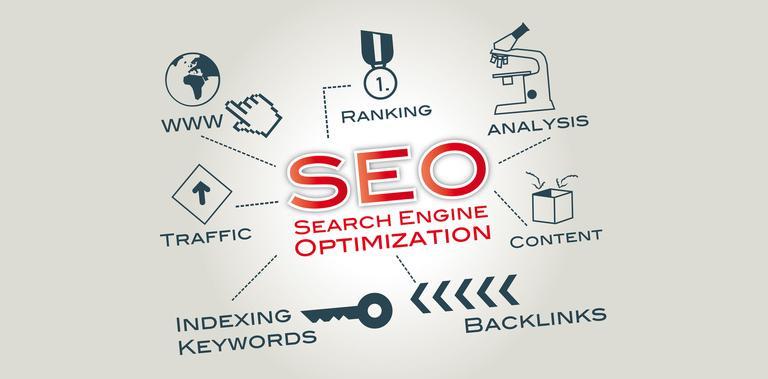Search Engine Optimization digital marketing strategies for startups