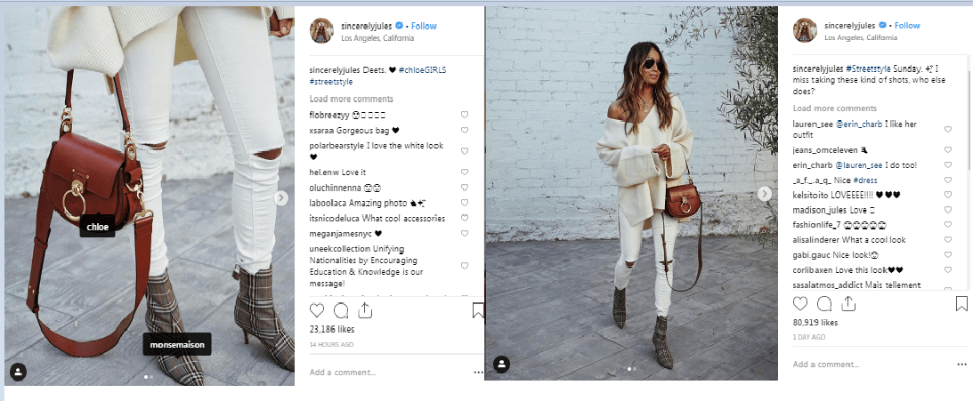 sincerelyjules Micro-Influencers