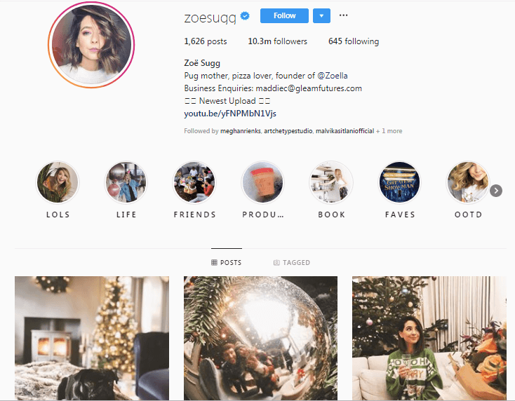 zoesugg Micro-Influencers