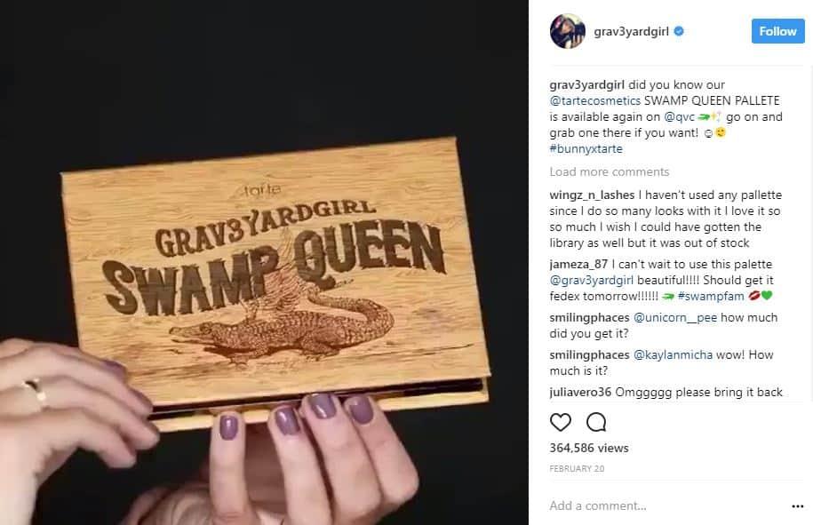 Bunny Meyer's Instagram Post - money on social media