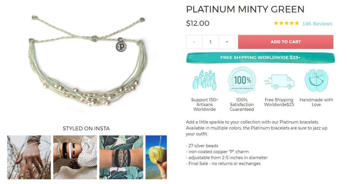 Pura Vida Bracelets optimize your content