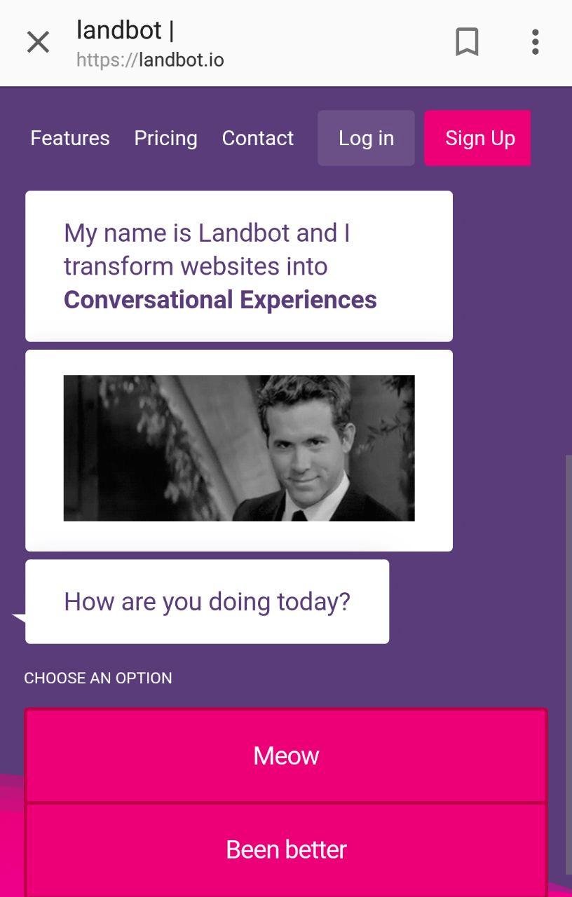landbot - Landing Page Best Practices