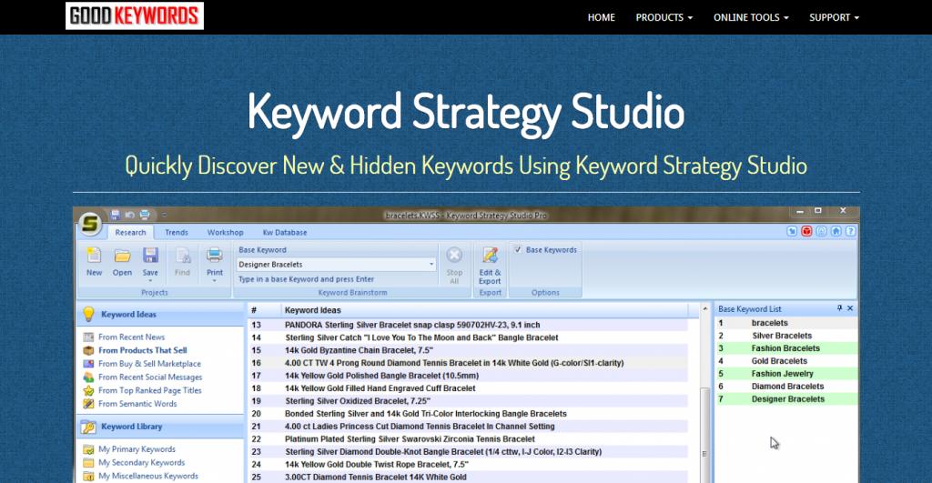 Good Keyword suggestion tools
