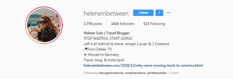 Helene Sula How to Become an Instagram Influencer