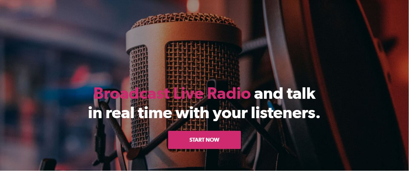 Blog Talk Radio podcast hosting sites
