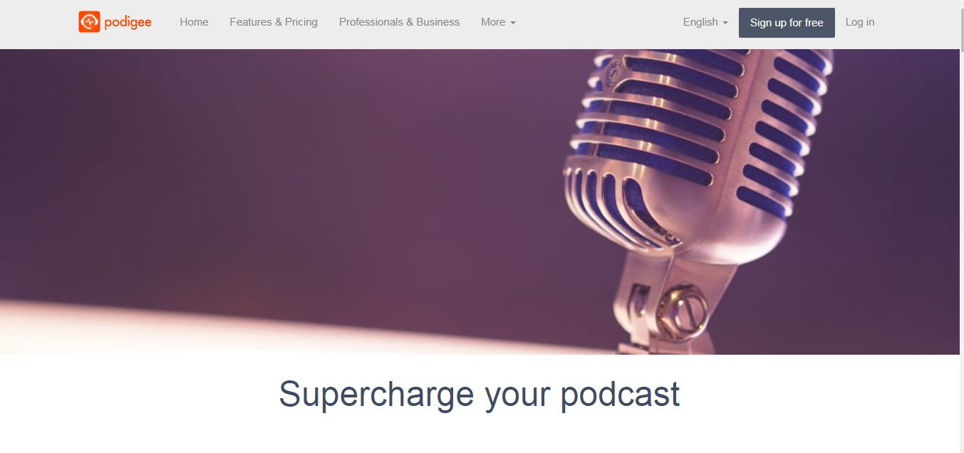 Podigee podcast hosting sites