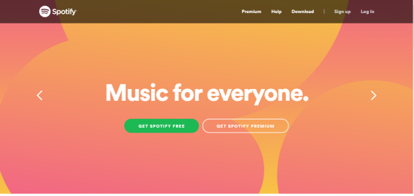 Spotify Podcast hosting sites