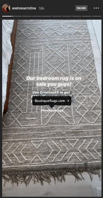 Boutique Rugs millennials and influencers