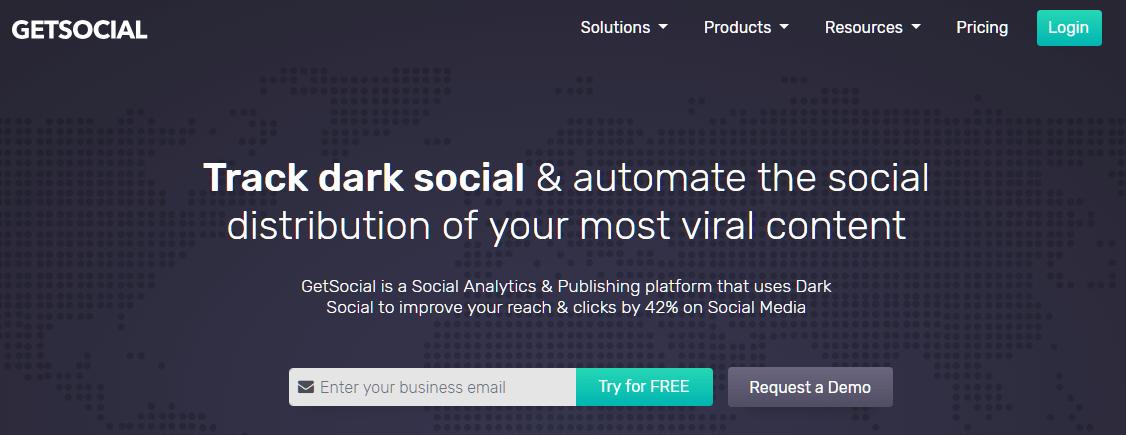 GetSocial Content Marketing Platforms