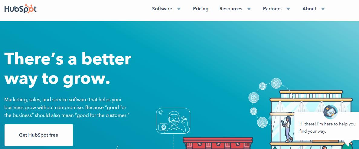 HubSpot Content Marketing Platforms