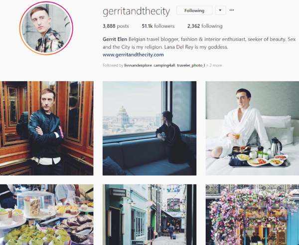 Gerrit elen - identifying social media influencers
