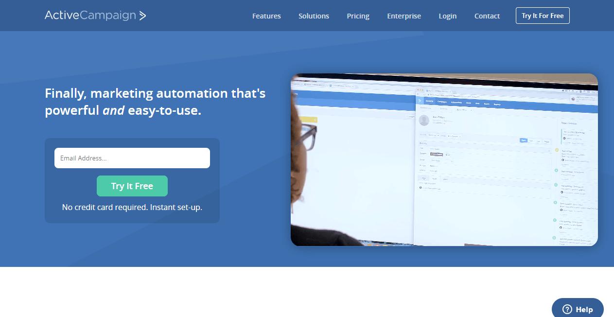 ActiveCampaign sales funnel tools