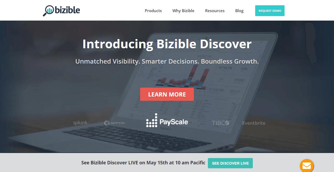 Bizible sales funnel tools