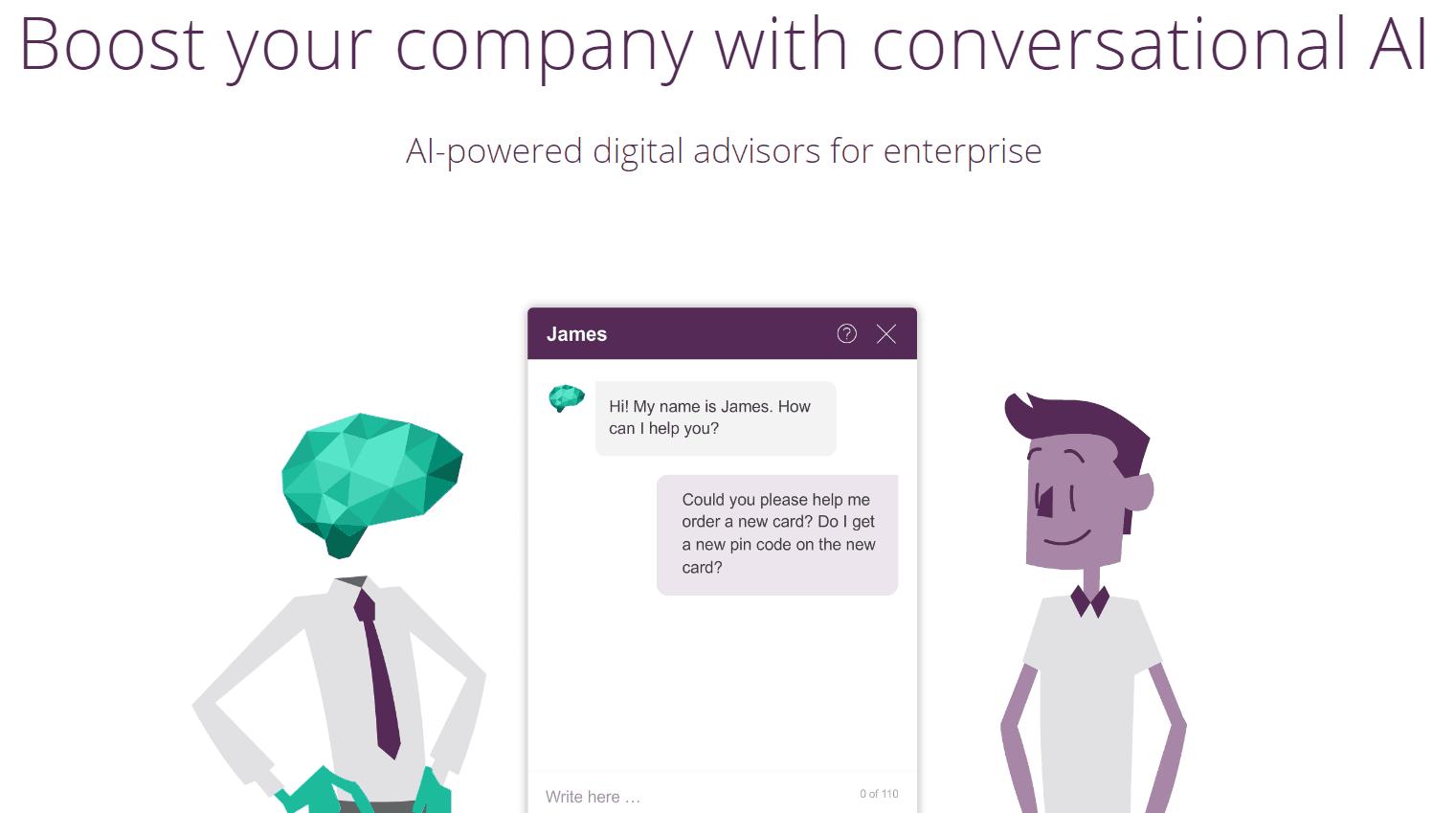 Boost.ai Best AI Chatbot Platforms