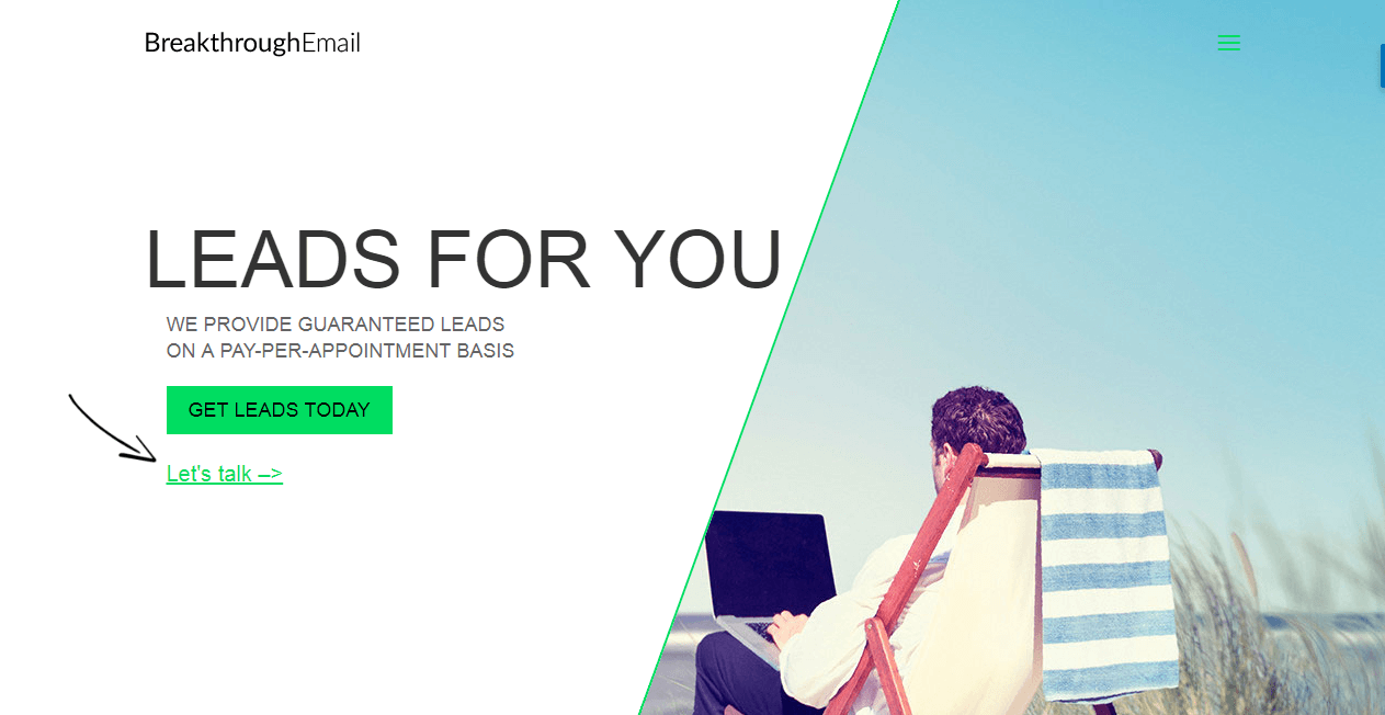 BreakthroughEmail sales funnel tools