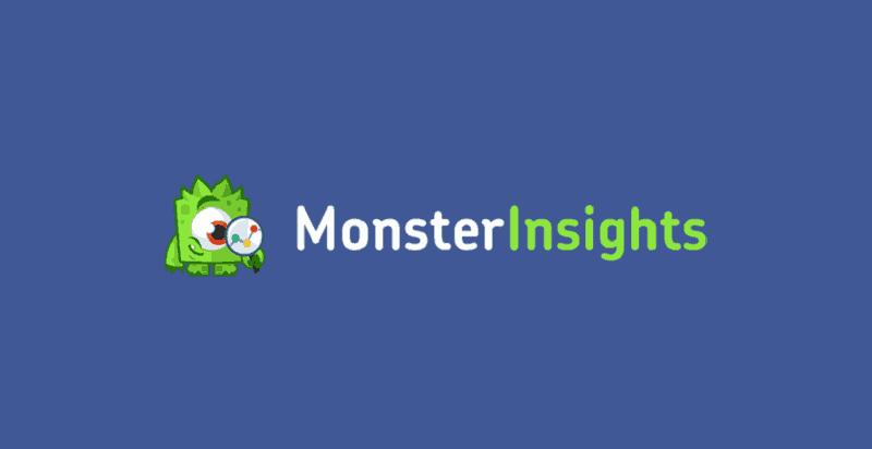 Google Analytics MonsterInsights - best SEO plugins for WordPress