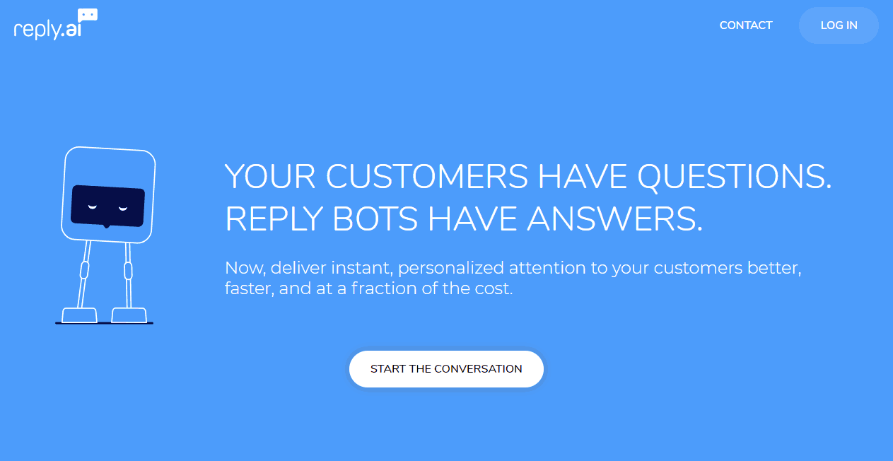 Reply ai Best AI Chatbot Platforms