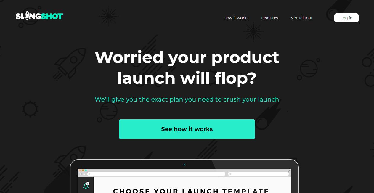 Slingshot sales funnel tools