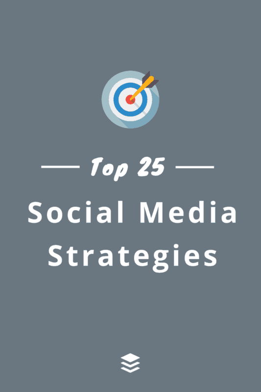 25 Actionable Social Media Strategies You Can Implement Today digital marketing ebooks